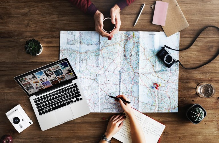 วางแผนท่องเที่ยวอย่างไร